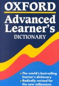 OXFORD ADVANCED LEARNER'S DICTIONARY 6/E
