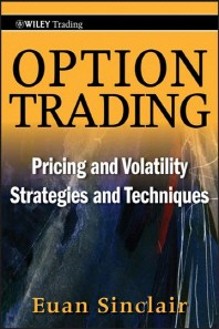 Option Trading :Pricing and Volatility Strategies and Techni