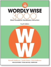 Wordly Wise 3000: Book 10 (4/E)