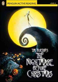 The Nightmare before Christmas(The Burton's)(CD 2장 포함)(Penguin Acti