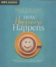 [해외]How Happiness Happens (MP3 CD)