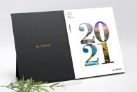 2021년 국립공원 달력(탁상형)