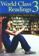 World Class Readings 3(A Reading Skills Text)