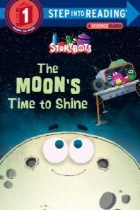 [해외]The Moon's Time to Shine (Storybots)