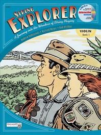 [해외]String Explorer, Bk 1 (Paperback)