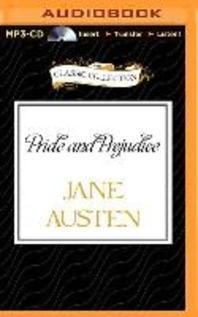 [해외]Pride and Prejudice (MP3 CD)