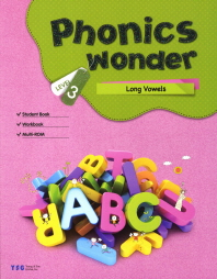 Phonics Wonder. 3: Long Vowels