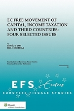 EC Free Movement of Capital, Corporate Income Taxation and Third Countries