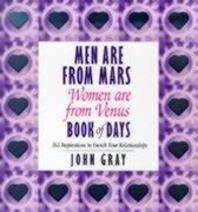 [해외]Men Are from Mars, Women Are from Venus, Book of Days
