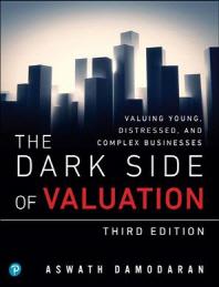 [해외]The Dark Side of Valuation
