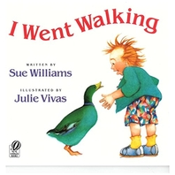 [해외]I Went Walking (Paperback)