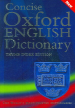 CONCISE OXFORD ENGLISH DICTIONARY (H) (11/E) /새책수준 ☞ 서고위치:sz 1