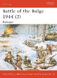 [해외]Battle of the Bulge 1944 (2) (Paperback)