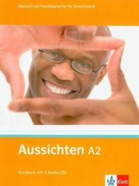 Aussichten A2. Kursbuch mit 2 Audio-CDs