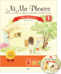 NiMa Phonics(�ϸ� �Ĵн�). 1: Single Letter Sounds(CD1������)
