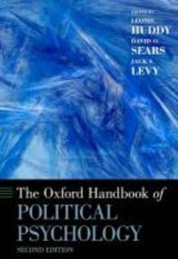 [해외]The Oxford Handbook of Political Psychology
