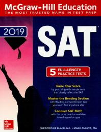 McGraw-Hill Education SAT 2019