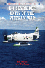 US Navy A-1 Skyraider Units of the Vietnam War