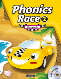 Phonics Race. 2(CD2장포함)