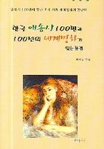 한국 애송시 100편과 100선의 세계명화가 있는 풍경