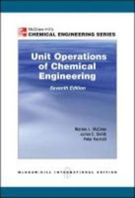 Unit Operations of Chemical Engineering (New)