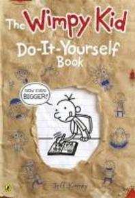 [해외]Diary of a Wimpy Kid: Do-It-Yourself Book