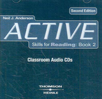 Active Skills for Reading Book 2(학생용 책 별매)(Active Skills for Rea
