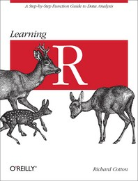 [해외]Learning R