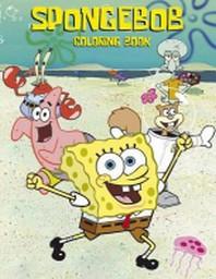 [해외]Sponge Bob Coloring Book