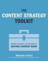 [해외]The Content Strategy Toolkit (Paperback)