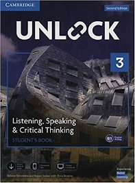Unlock Level 3 Listening, Speaking & Critical Thinking Student's Book, Mob App and Online Workbook