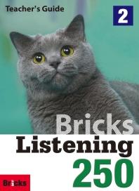 Bricks Listening 250. 2(Teacher's Guide)