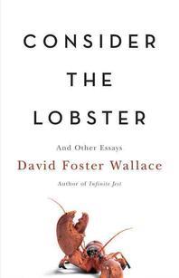 [해외]Consider the Lobster (Hardcover)
