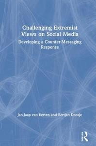 [해외]Challenging Extremist Views on Social Media (Hardcover)