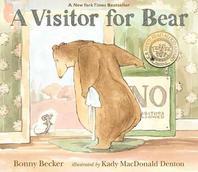 [해외]A Visitor for Bear