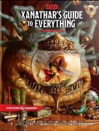 [해외]Xanathar's Guide to Everything