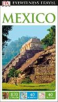 [해외]DK Eyewitness Mexico (Paperback)