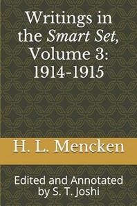 [해외]Writings in the Smart Set, Volume 3 (Paperback)