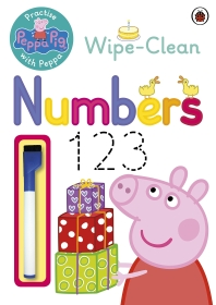 Peppa Pig: Practise with Peppa: Wipe-Clean Numbers