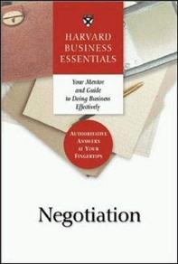 Negotiation(Essentials)
