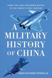[해외]A Military History of China