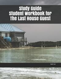 [해외]Study Guide Student Workbook for The Last House Guest (Paperback)