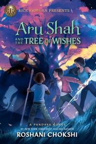 [해외]Aru Shah and the Tree of Wishes (Paperback)