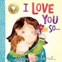 [해외]I Love You So (Board Books)