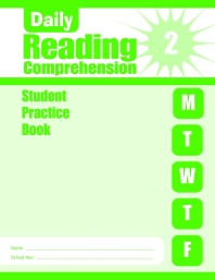 [해외]Daily Reading Comprehension, Grade 2 Sb