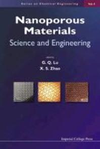 Nanoporous Materials : Science and Engineering