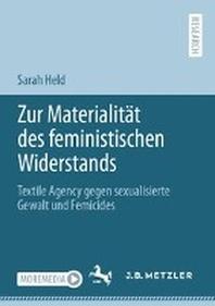 [해외]Zur Materialitaet des feministischen Widerstands