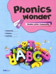 Phonics Wonder. 4: Duble Letter Consonants