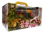 공룡사파리(대)(완구/교구)(교육용게임카드포함)