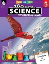 [해외]180 Days of Science for Fifth Grade